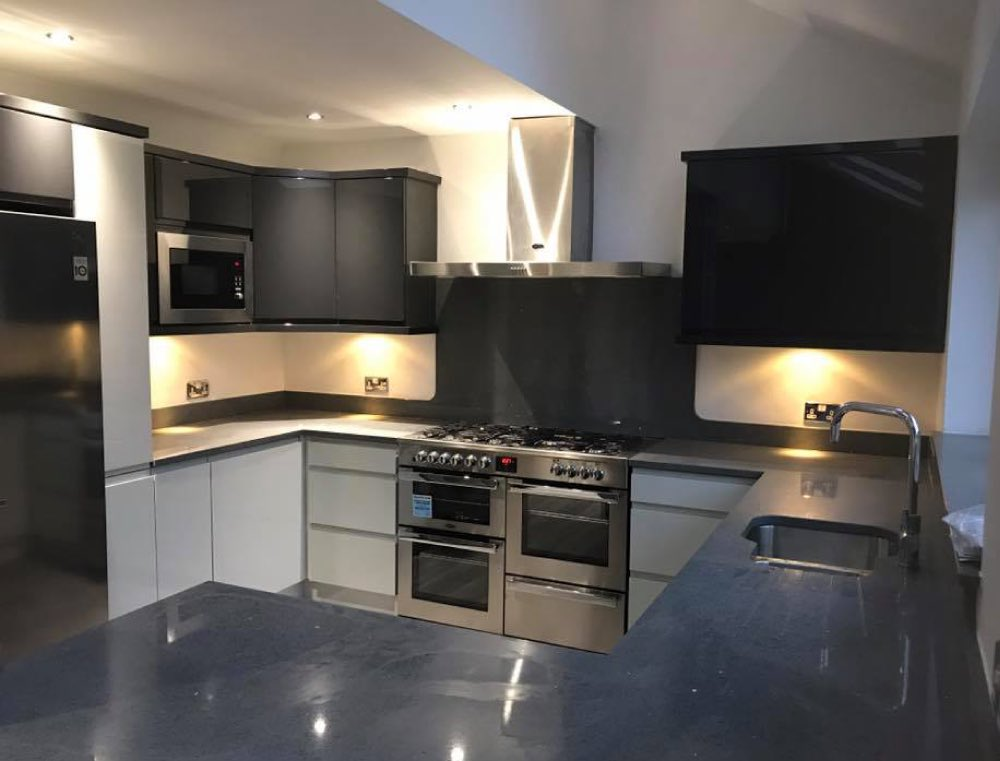Fitted Kitchens Project in Oldham from Wrights Interiors