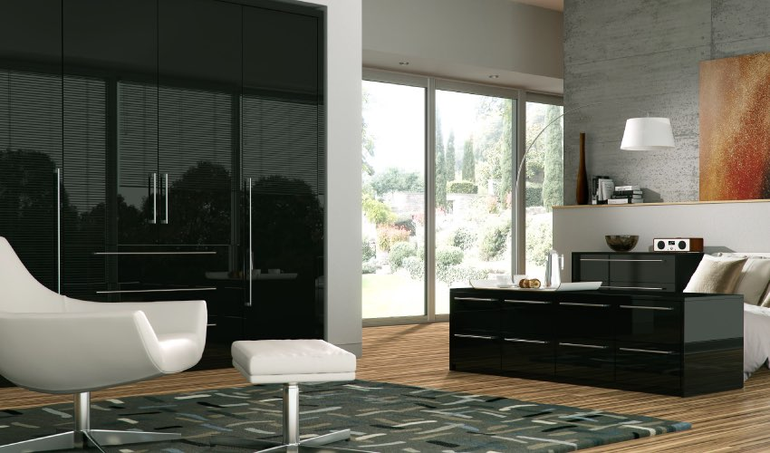 Odyssey Black Range, Bedroom installers Shaw, Royton, Oldham