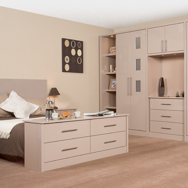 Fitted bedrooms in Shaw, Royton, Oldham | Wrights Interiors