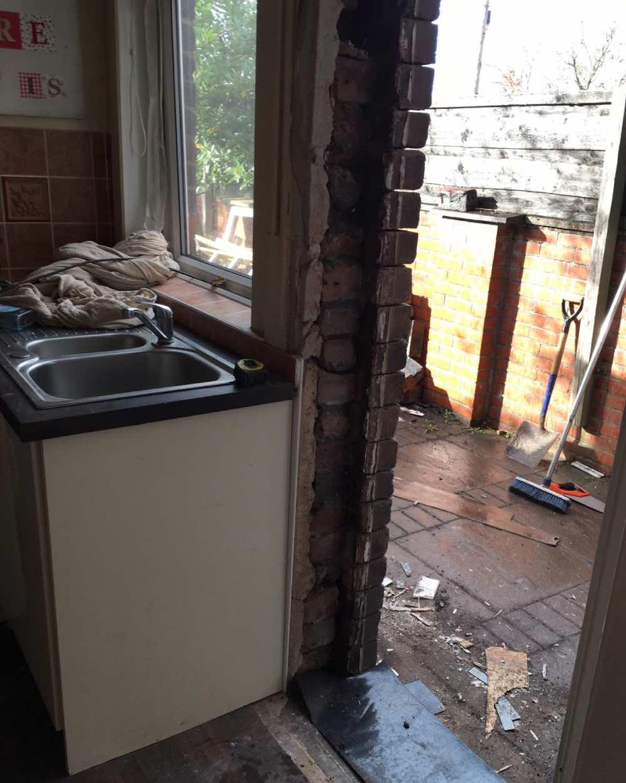 Refurbishment Project in Shaw
