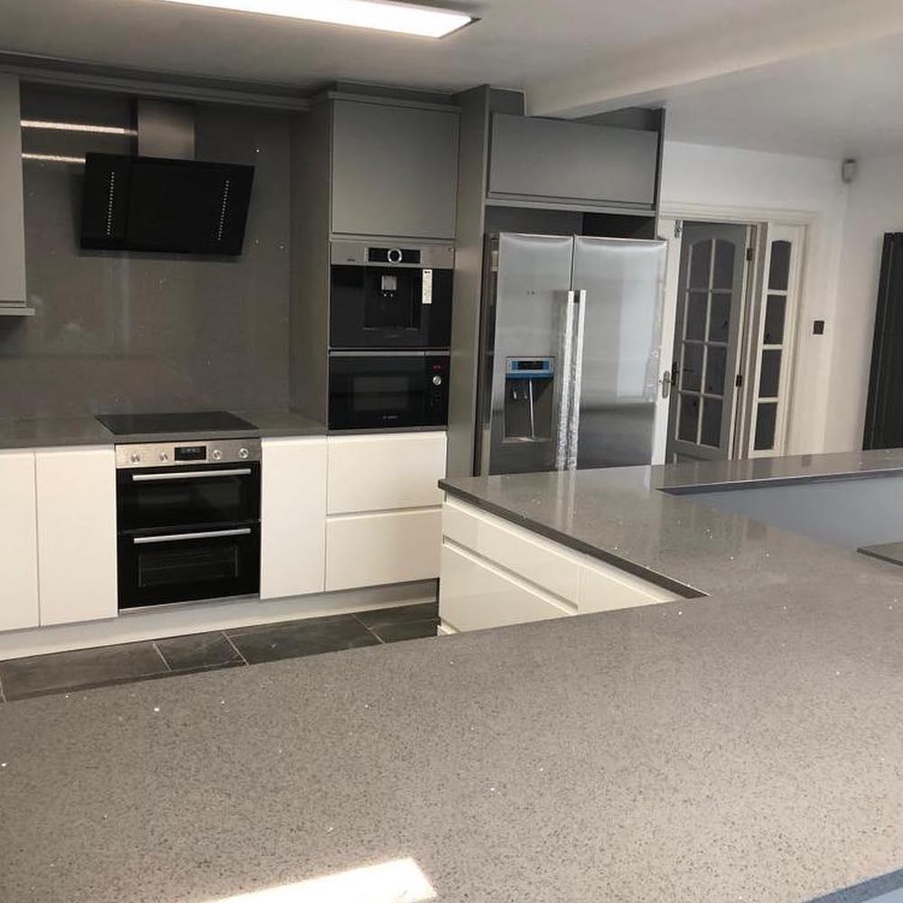 Kitchen installation in Oldham