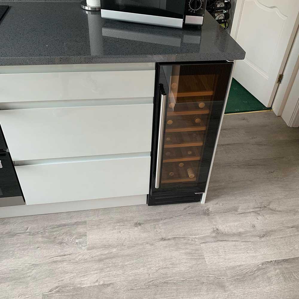 Kitchen renovation in Oldham