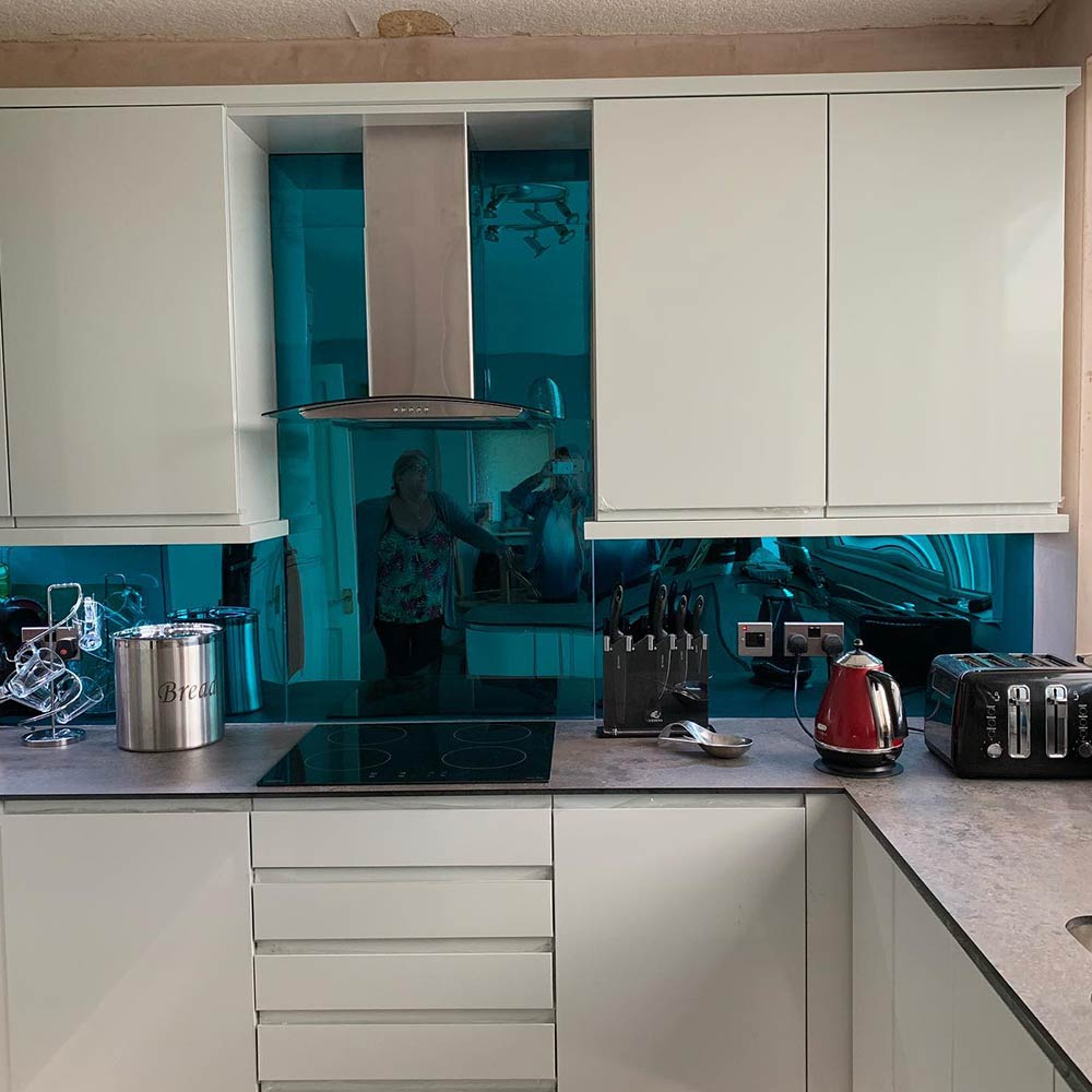 Kitchen installation in Oldham