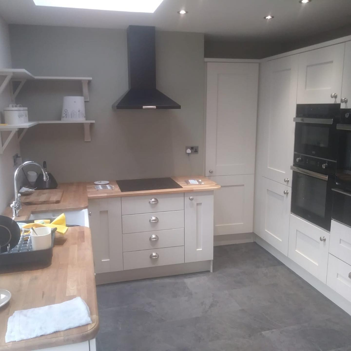 Kitchen renovation in Oldham